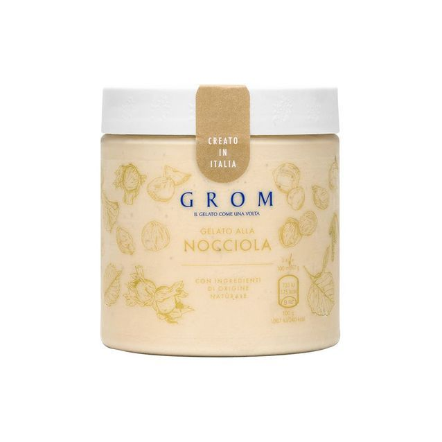 Glace, Grom