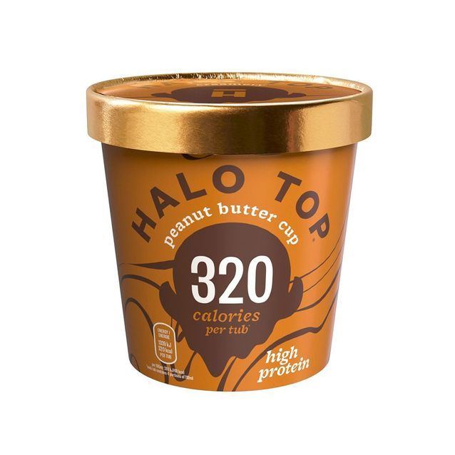 Glace, Halo Top
