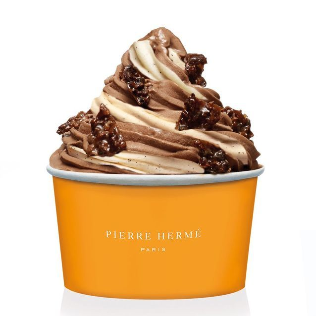 Glace, Pierre Hermé