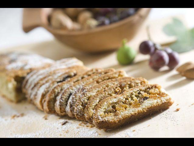 Cake Aux Figues Seches Et Au Pastis HB