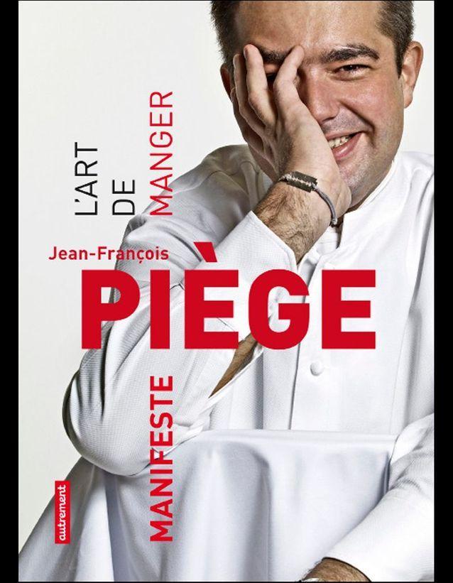 CP Manifeste L'art De Manger   JF Piège
