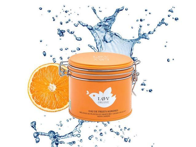 DP Eaux De Fruits Lov Organic
