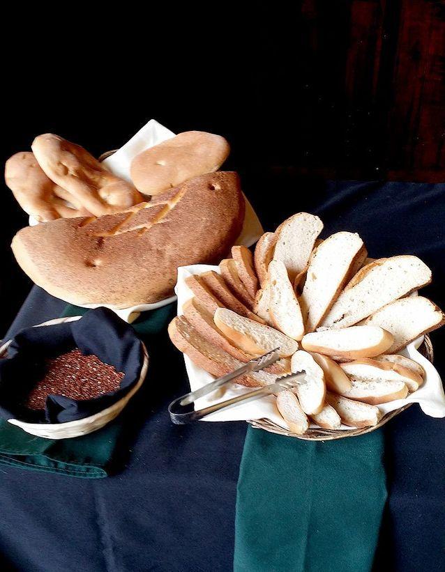 Farandole de pains