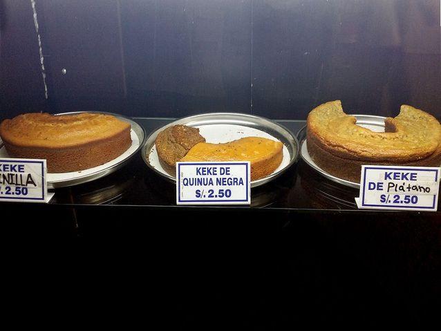 Gâteaux de céréales