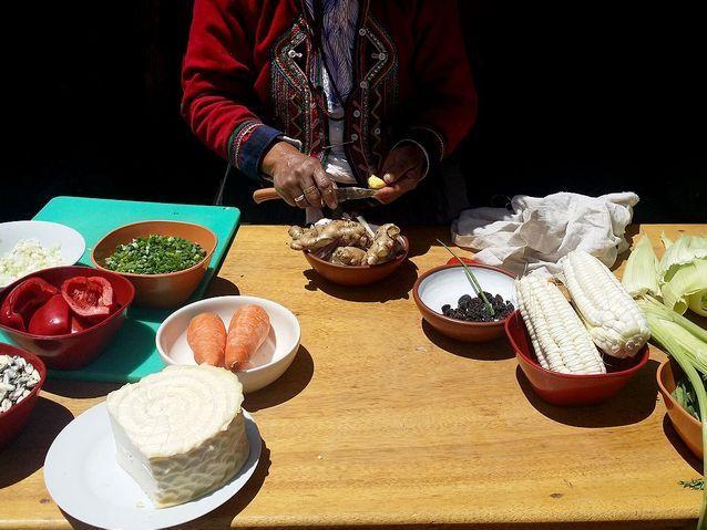 Les essentiels de la cuisine péruvienne
