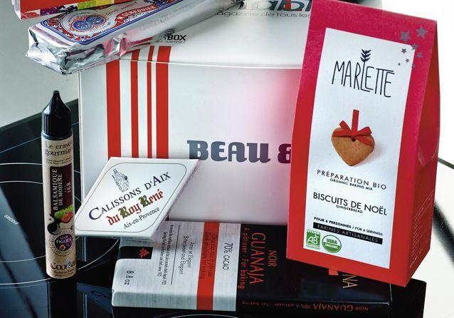 Une box de Noël signée Elle à table et Eat Your Box