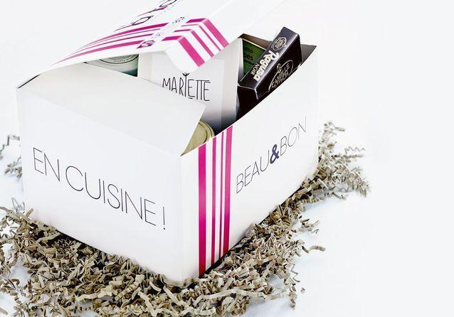 Une box signée ELLE à table et Eat Your Box