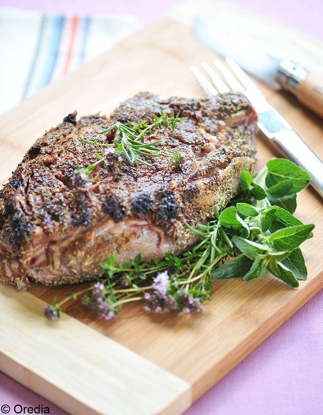 Le pavé de bœuf argentin