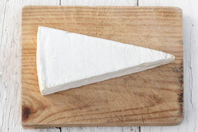 Brie de Melun, pâte molle à croûte fleurie