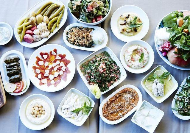 Voyage gourmand au Liban
