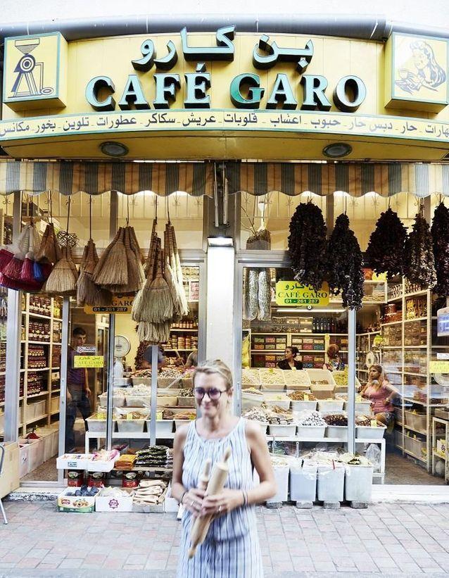 Café garo