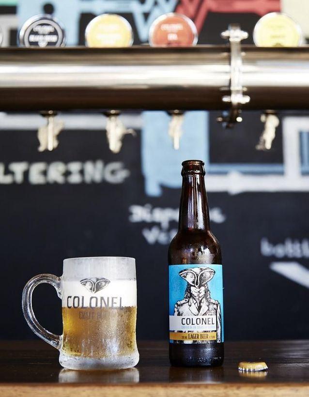 Colonel beer