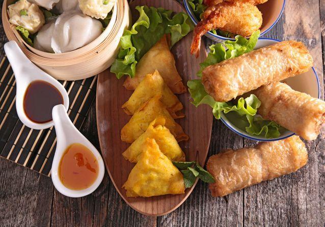 """Ces plats que vous pensez """"chinois"""" (mais qui ne le sont pas)"""