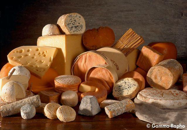 Sa fromagère
