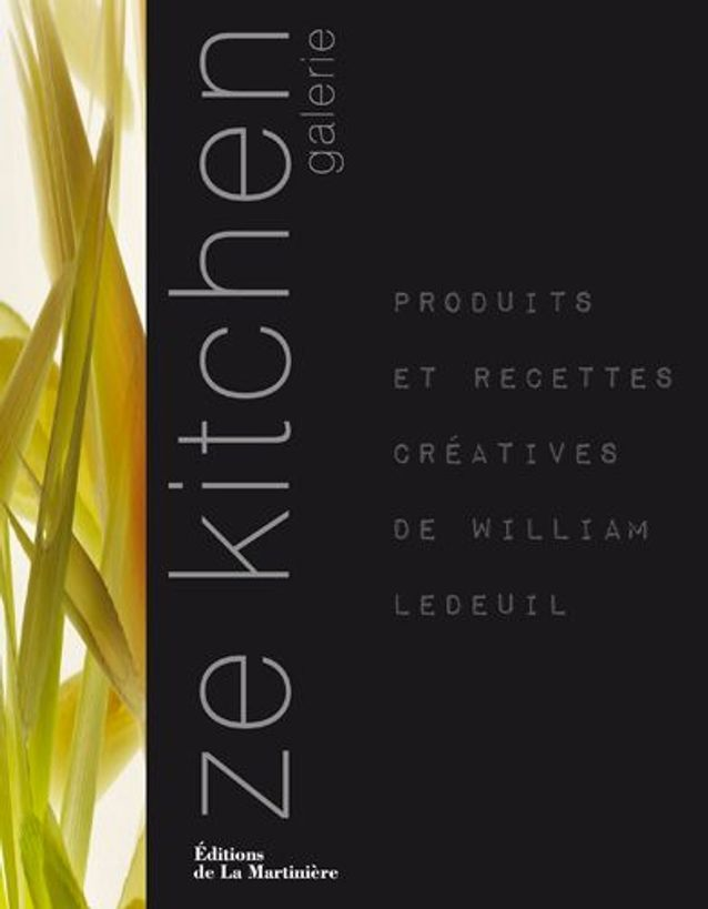 Ze Kitchen Galerie. William Ledeuil