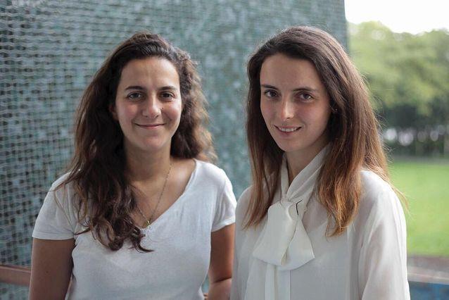 Paola Teulières et Madeleine Morley, cofondatrices de Tomojo