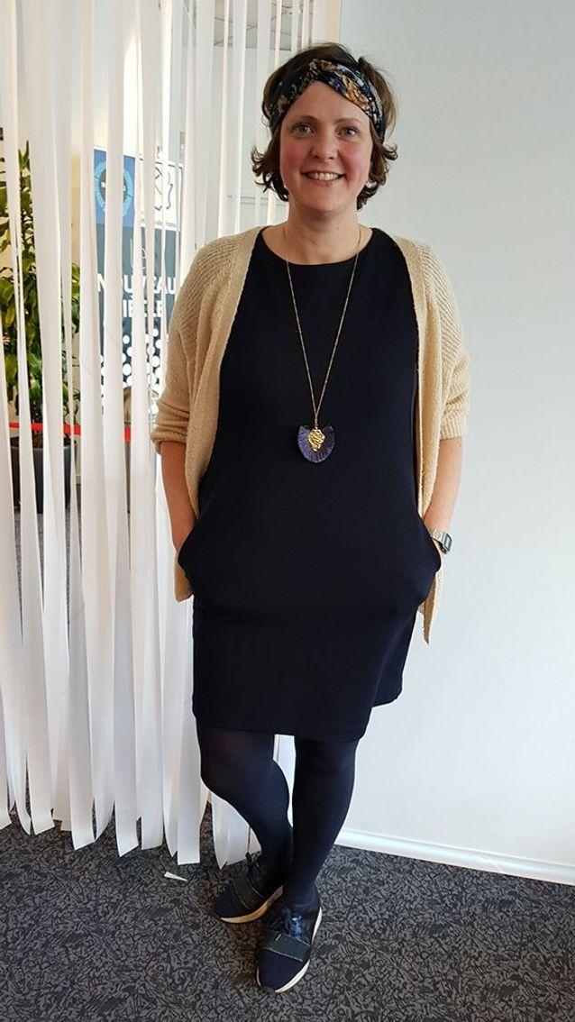 Marie-Eve, 38 ans, entrepreneure