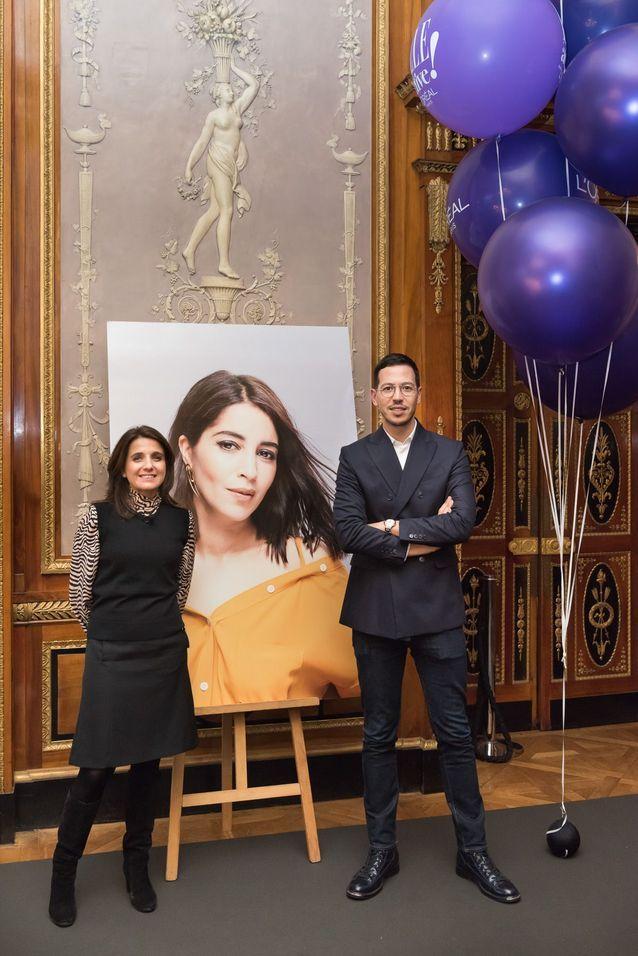 ELLE Active et L'Oréal Paris