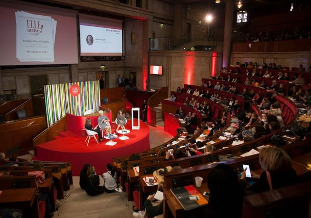 Revivez le forum ELLE Active Paris 2019 en images