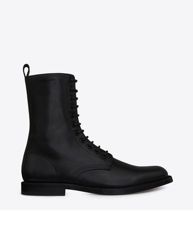 Les boots Saint Laurent