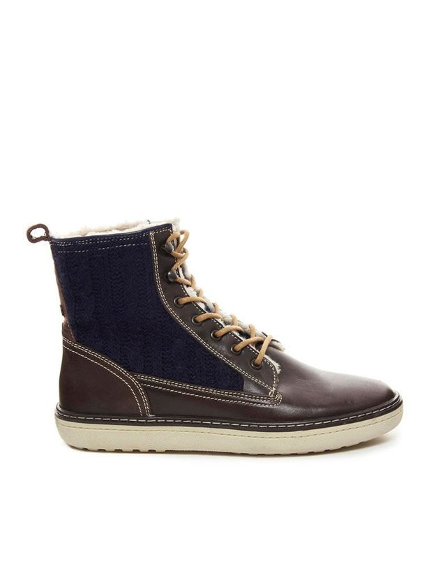 Les bottines Fred Perry