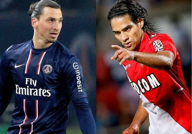 Ibrahimovic / Falcao: le match