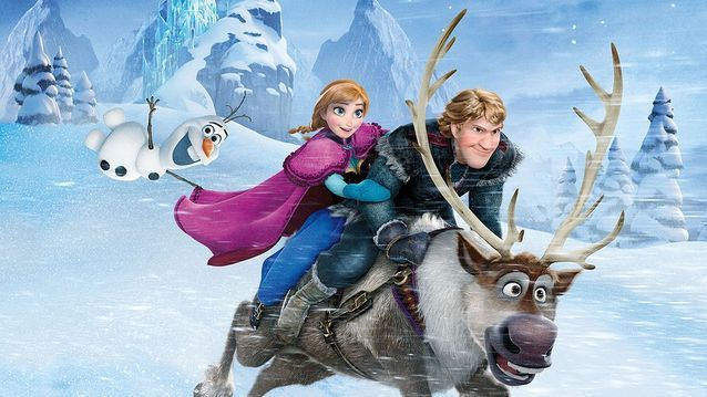 « La Reine des neiges » (2013)