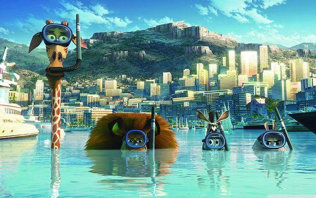« Madagascar » (2005)