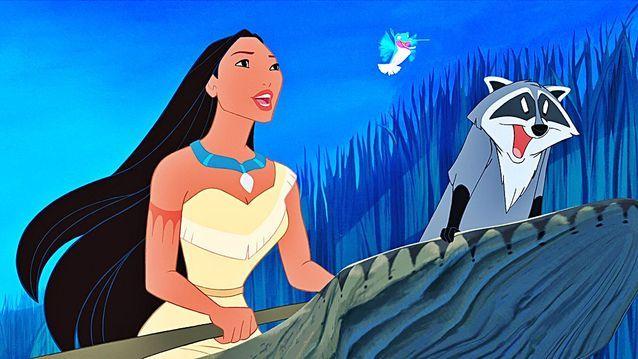 « Pocahontas – une légende indienne » (1995)