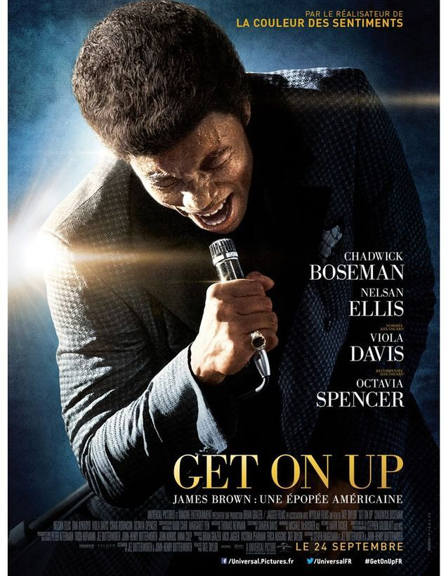 « Get On Up » de Tate Taylor