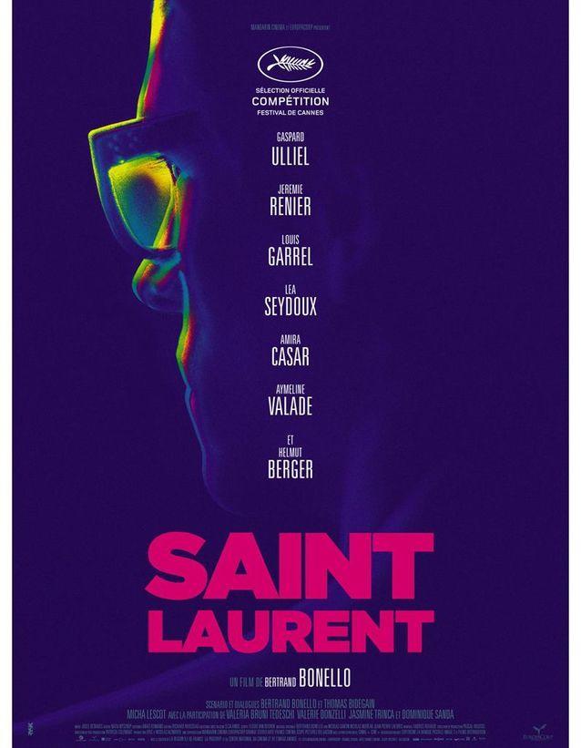 « Saint Laurent » de Bertrand Bonello