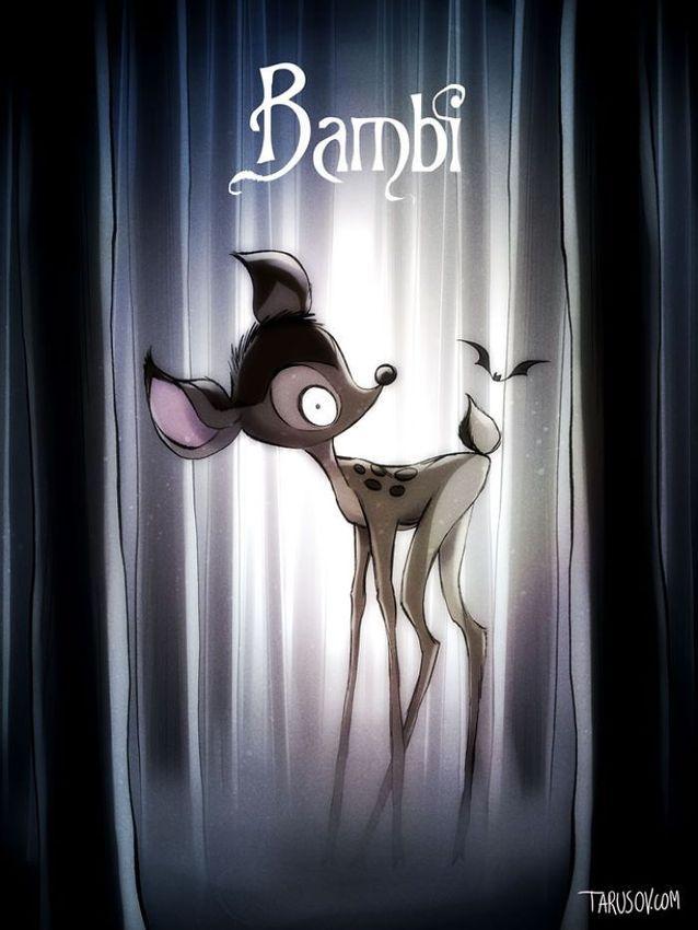 Bambi par Andrew Tarusov