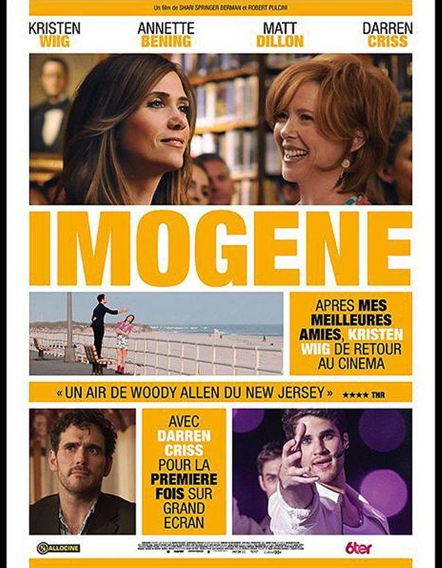Top film de l'été 2013 : « Imogene » de Shari Springer Berman et Robert Pulcini