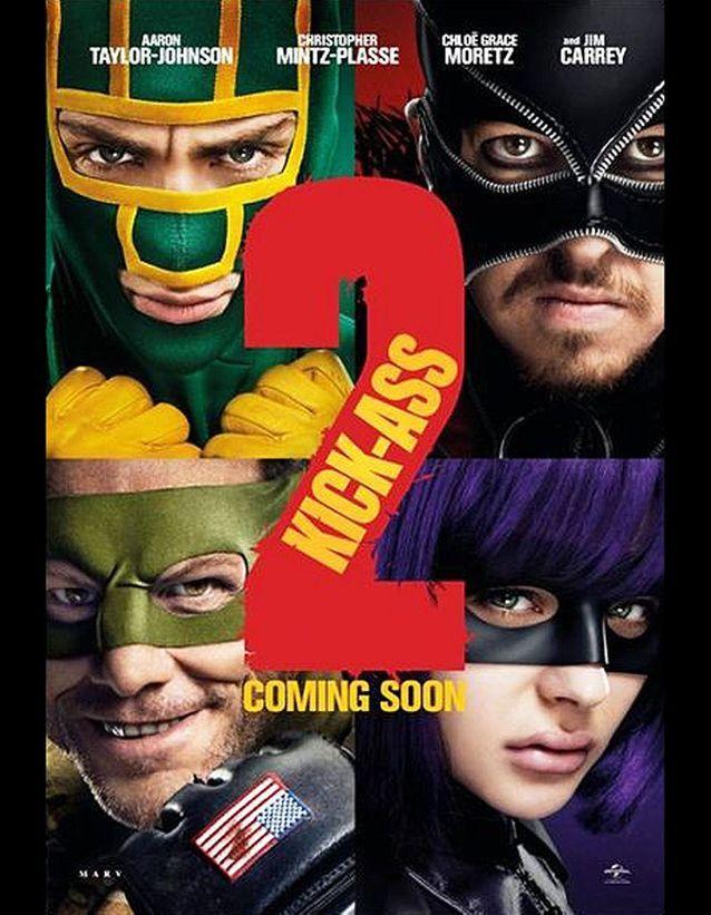 Top film de l'été 2013 : « Kick Ass 2 » de Jeff Wadlow