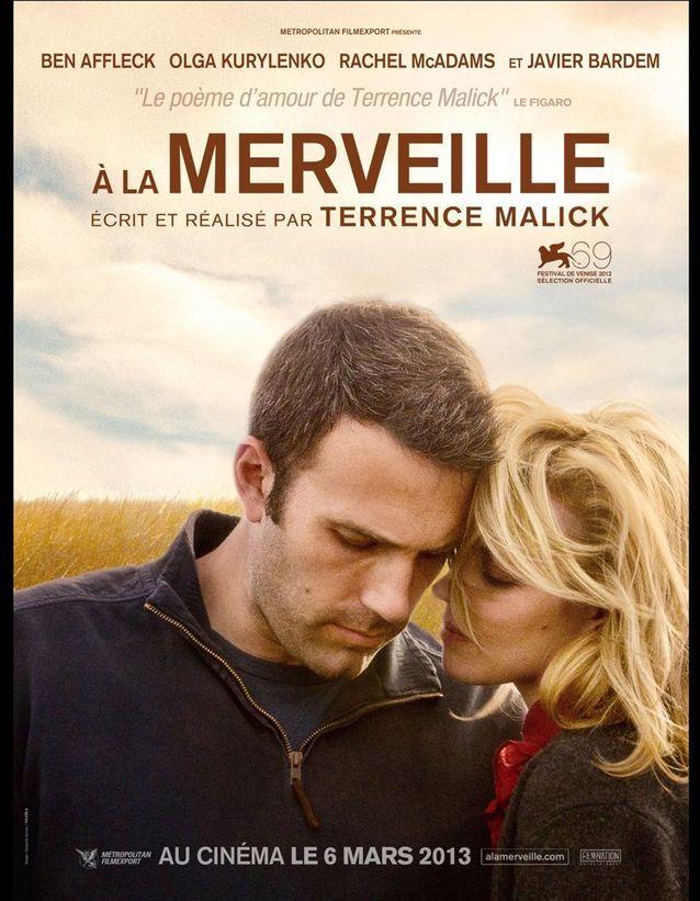« A la merveille » de Terrence Malick