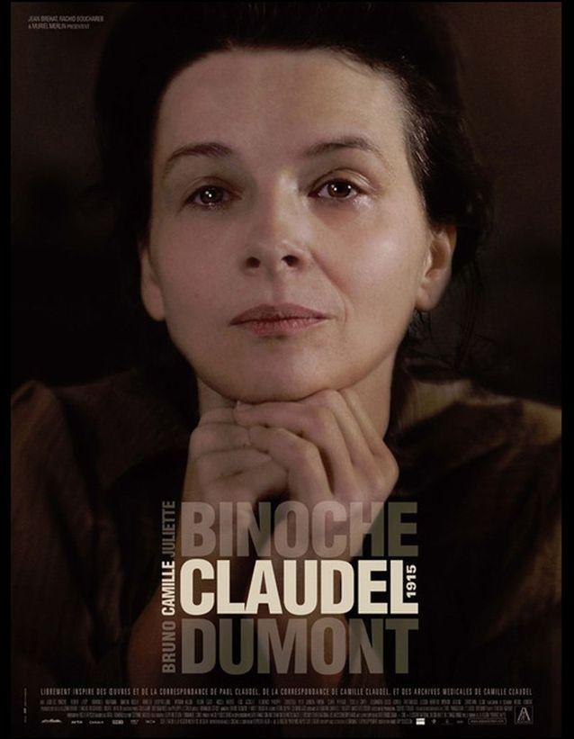« Camille Claudel 1915 » de Bruno Dumont