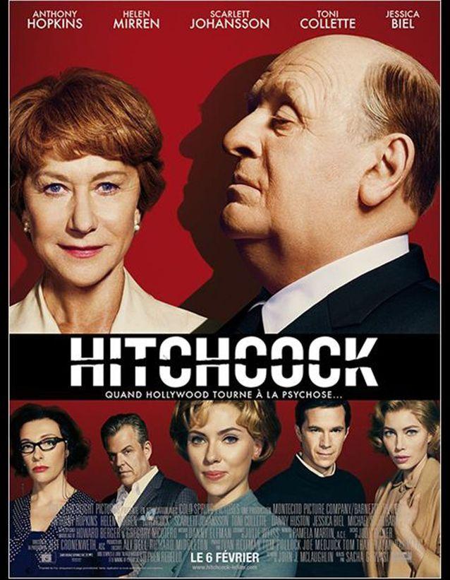 « Hitchcock » de Sacha Gervasi