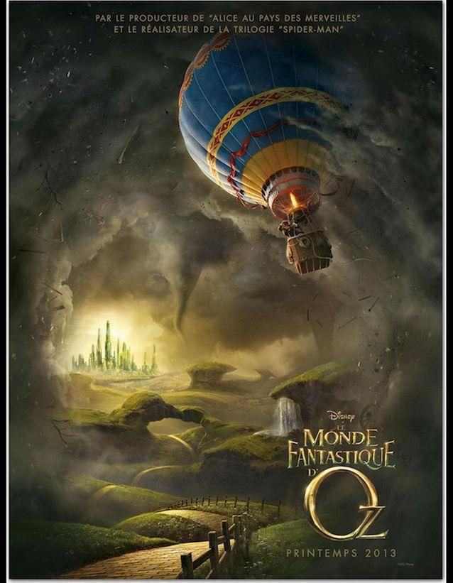 « Le monde fantastique d'Oz » de Sam Raimi