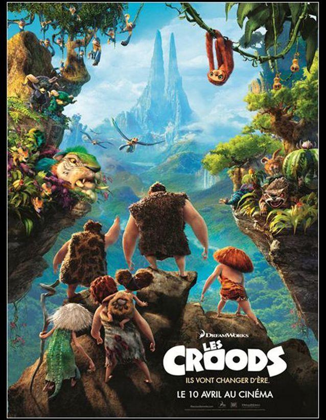 « Les Croods » de Kirk DeMicco et Chris Sanders
