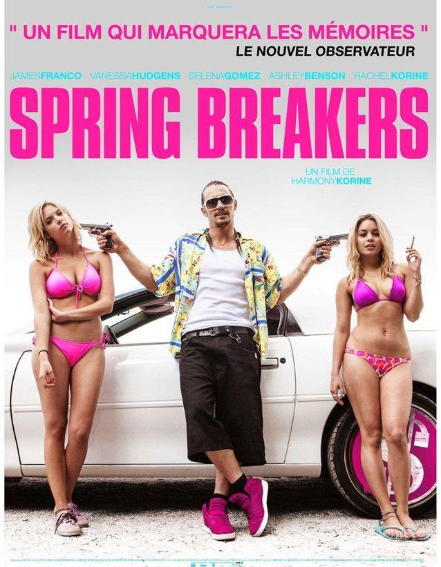 « Spring Breakers » d'Harmony Korine
