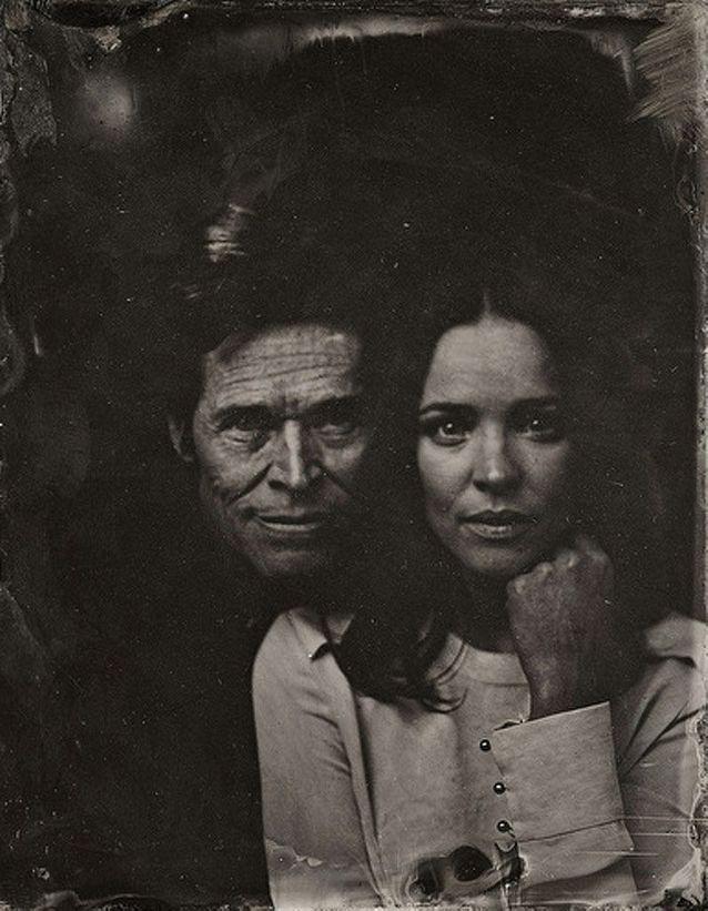 Willem Dafoe et Rachel McAdams