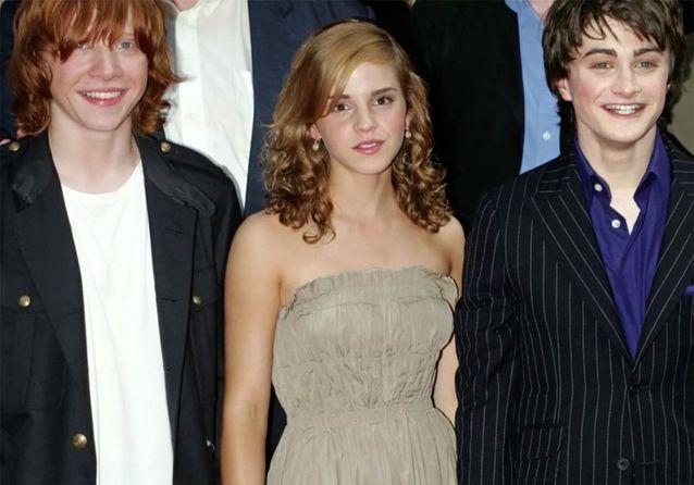 Avant-après : les acteurs de Harry Potter