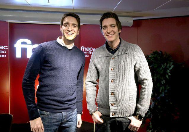 James et Olivier Phelps