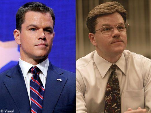 Matt Damon dans « The Informant »
