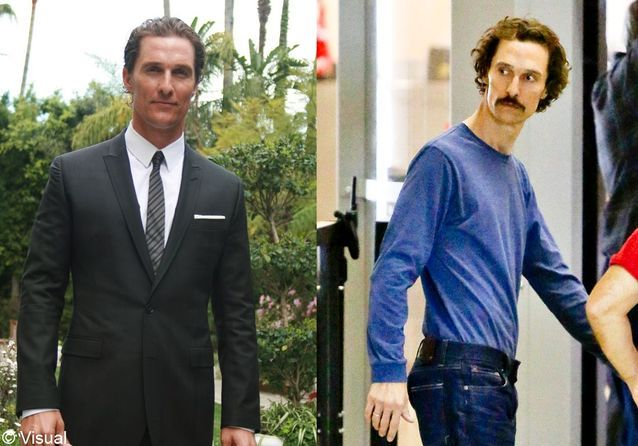 Matthew McConaughey dans « The Dallas Buyers Club »