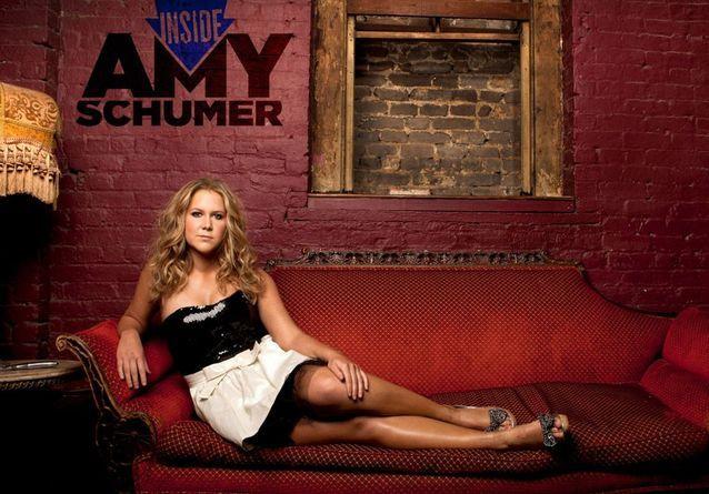 Son émission « Inside Amy Schumer » est un carton