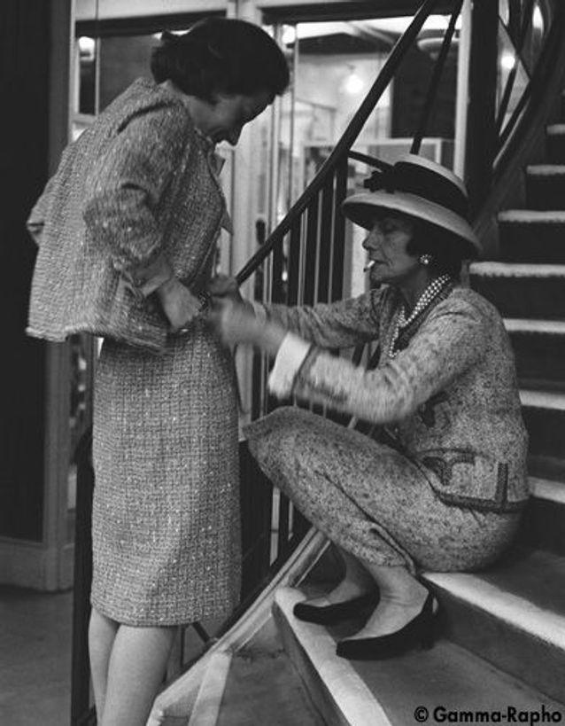 Avec Coco Chanel