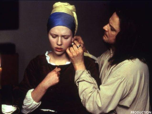 « La jeune fille à la perle » de Peter Webber