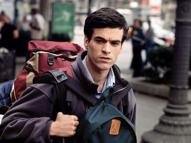 Romain Duris dans « L'Auberge espagnole » (2002)