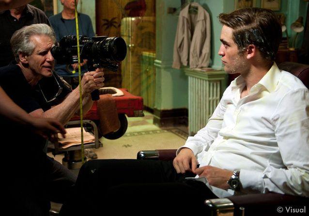 Robert Pattinson Pour Cronenberg